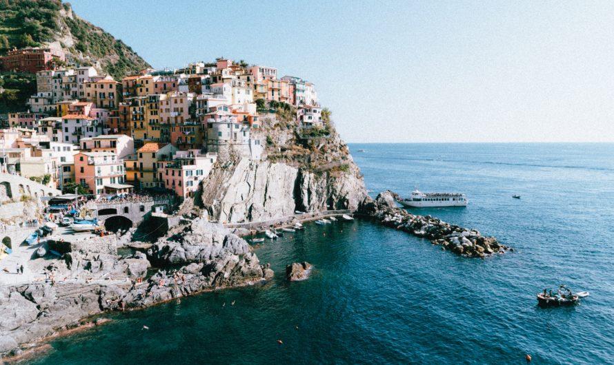 Les plus beaux endroits d'Europe !
