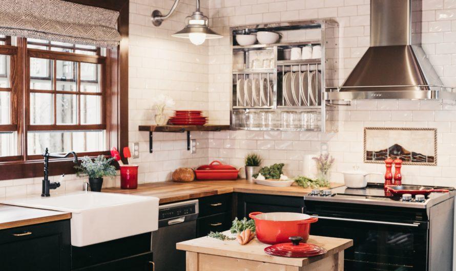 Conseils clés pour redonner vie à votre cuisine !