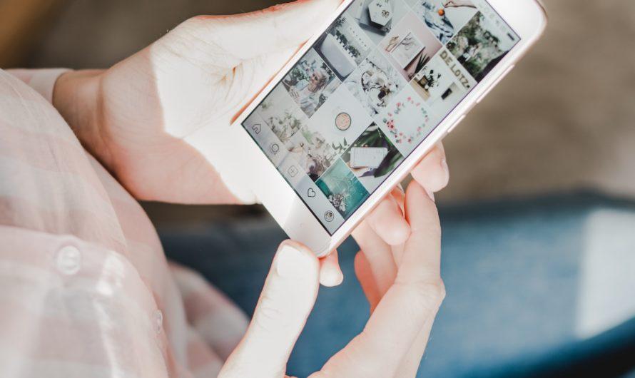 4 conseils pour prendre des photos Instagram