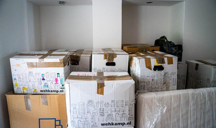 7 façons d'éviter les catastrophes lors d'un déménagement