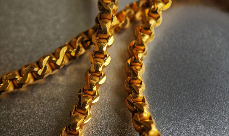 Conseils sur l'achat d'un bijoux en or